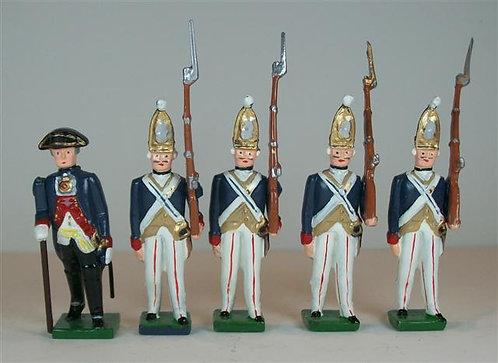 B602 - Hessians - 5 pieces