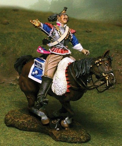 CS00306 - 10 Regt. Cuirassier Wounded - Retired