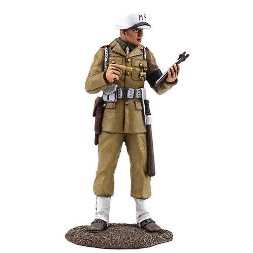 25030 - U.S. Military Policeman USAAF, England, 1942-45