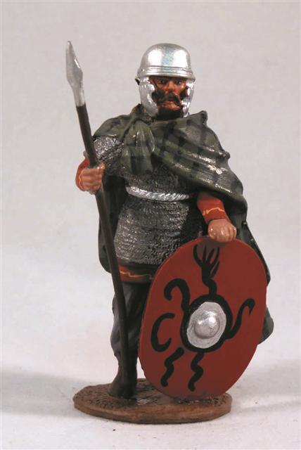 SRM041 - Gallic Warrior, 3rd-2nd Century BC