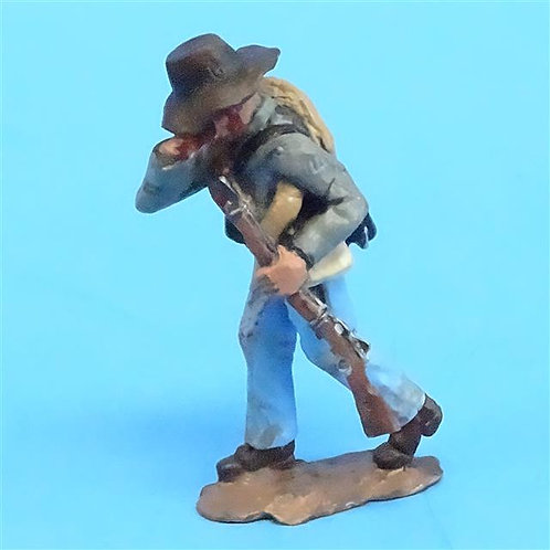 CORD-0869 Confederate Shielding Eyes  - ACW - Unknown Manufacturer - 54mm Metal