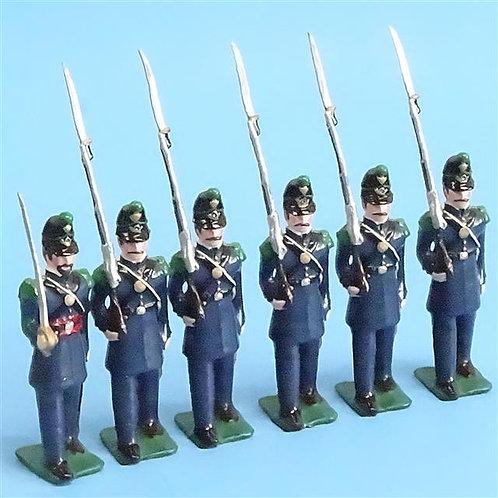 COWF-0002 - 1st Regiment Connecticut Militia