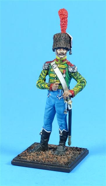 5563 - French Hussar Officer