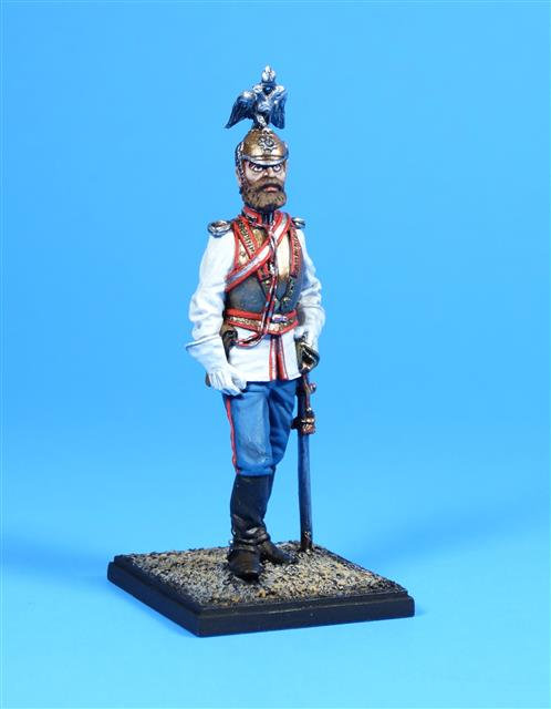 5813 - Russian Guard Cavalry Officer, 1912