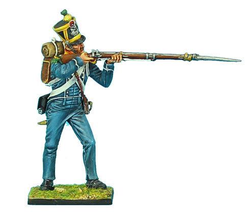 NAP379 - French 1st Light Infantry Voltigeur Standing Firing