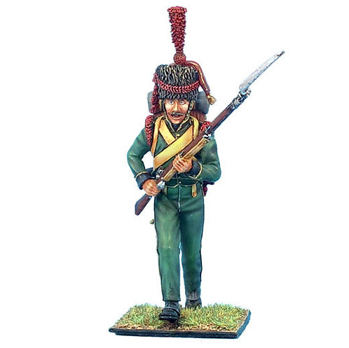 NAP0185 - 1st Nassau Infantry Regiment Grenadier Charging