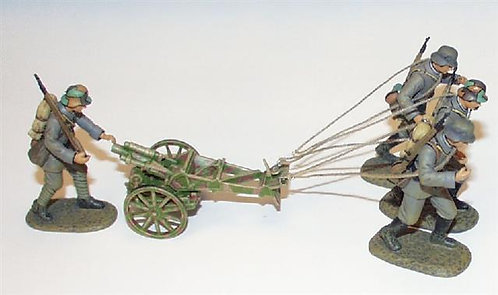 WMG.2 - 76 mm Trench Mortar, 4 Crew Towing, British Artillery