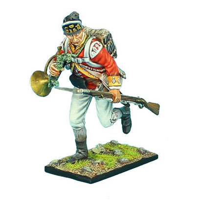 AWI071 - British 38th Regt Light Company Trumpeter