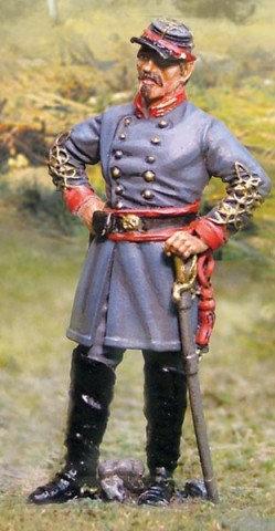 CS00446 - Confederate Artillery Officer