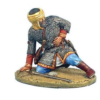CRU040 - Wounded Mamluk Warrior