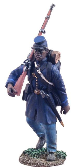 31086 - U.S. Colored Troops Marching No.1