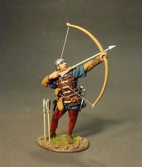 YORK-31 - Yorkist Archer  The Battle of Bosworth Field 1485