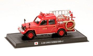 CBO059 - Autopompe Nikki BD-1, 1993, Japan  Scale: 1:50