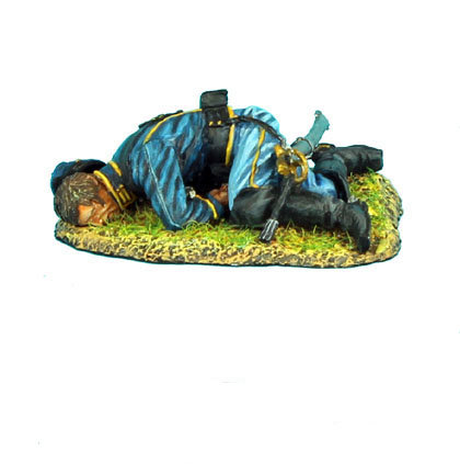 ACW036 - Union Dismounted Cavalry Trooper Dead