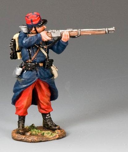 FW078 - Standing Firing Rifleman