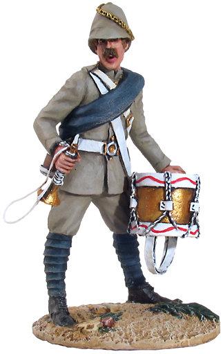 27041 - British York and Lancaster Regiment Drummer No.1