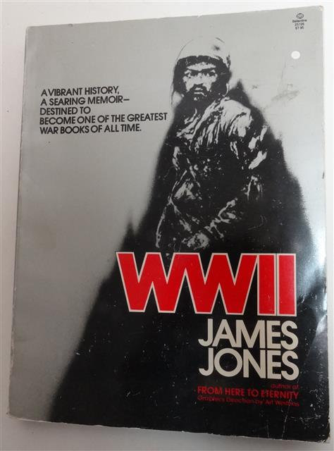 BK106 - WWII by James Jones