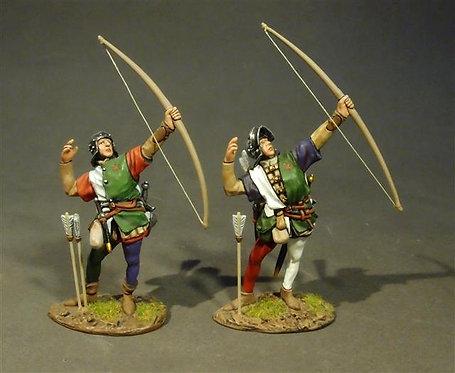 HLANC-16 - Lancastrian Archers  The Retinue of Henry Tudor, Earl of Richmond