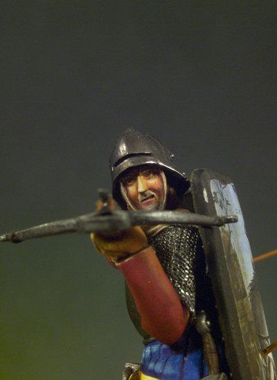 SM-F07 - Crossbowman (1480)