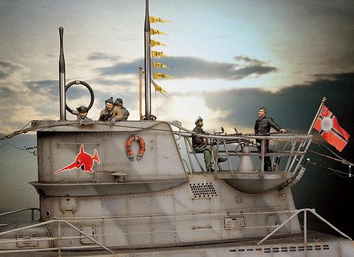 S5-S09 - U-Boat VII C (Wolf of the Seas)