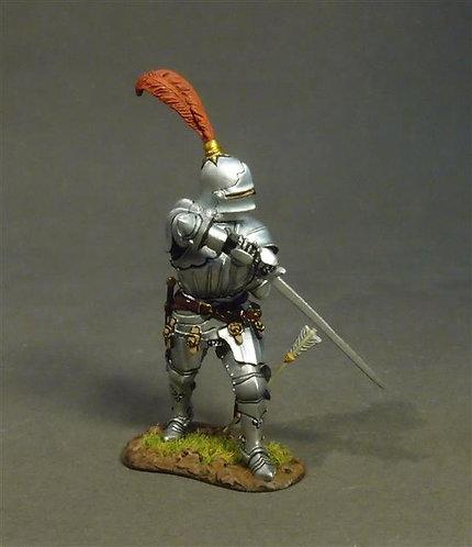 YORK-22 - Yorkist Knight  The Battle of Bosworth Field 1485