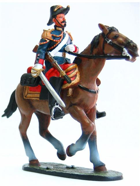 CBH066 - Cent-Garde, Cavalry of the Second Empire, 1870