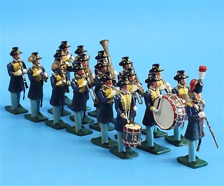 COWF-0131 - West Point Band 1859-1861