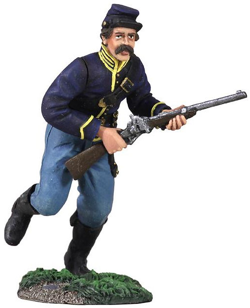 31218 - Union Cavalry Trooper Dismounted Charging No.1