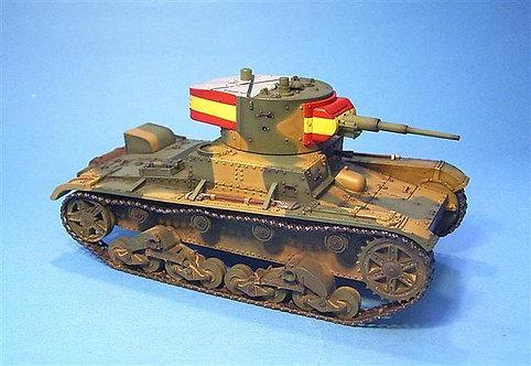 COND-03 - T-26 Light Tank