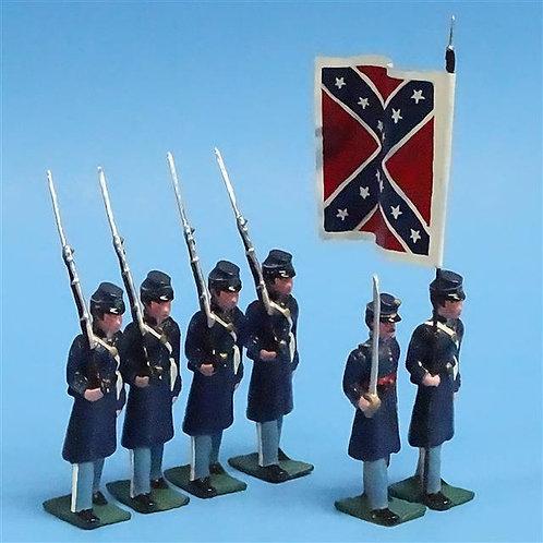 COWF-0083 - 5th Georgia Volunteer Infantry Regt  Clinch Rifles, Edition A, Flag