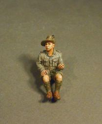 "WAD-20A Australian 1st Light Car Patrol 1917, Ford Model T , ""Silent Sue"" Driver"