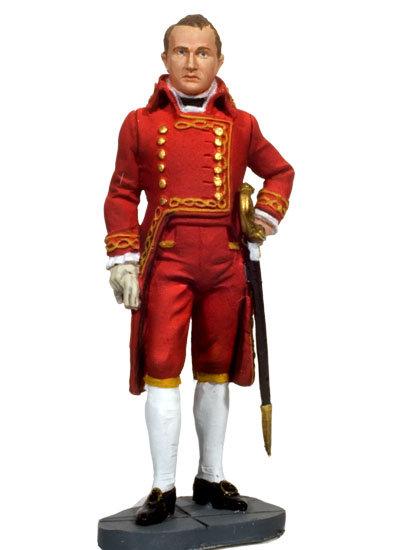 BH604 - Le Premier Consul (1801)