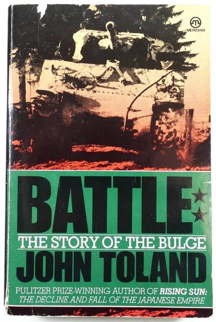 BK011 - Battle: The Story of the Bulge by John Toland