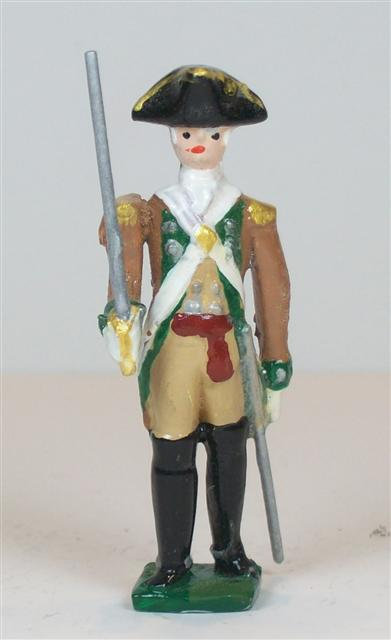 A259A - The Bedford Militia Officer - 1 piece