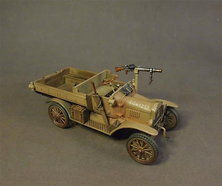 "WAD-23 - Ford Model T ""Billzac"""