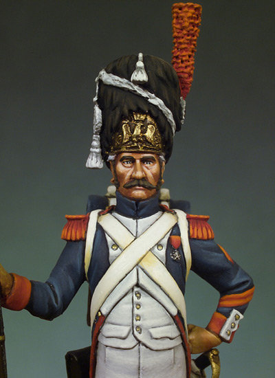 S7-F01 - French Imperial Guard Grenadier
