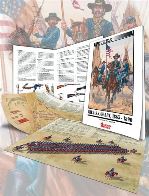 AP-028I - The U.S. Cavalry (1865-1890):  Patrolling the Frontier