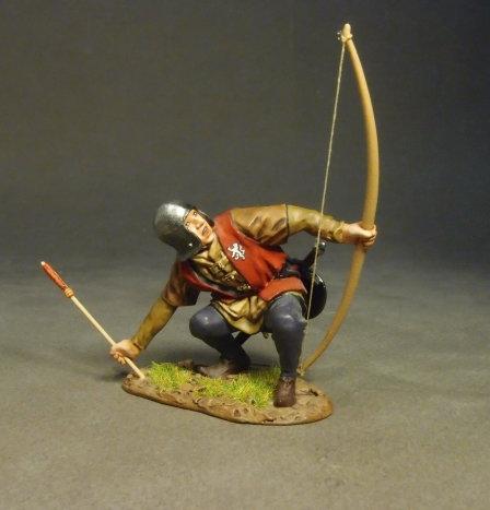 NFYORK-14 - Yorkist Archer  The Retinue of John Howard, 1st Duke of Norfolk