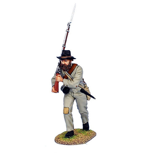 MB009 - Confederate Infantry Advancing