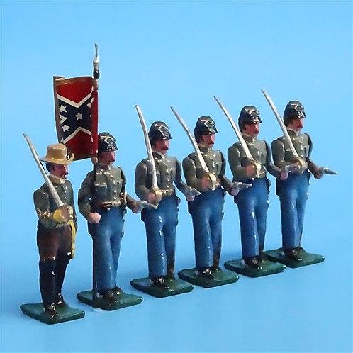 COWF-0116 6th Virginia Volunteer Cavalry Regiment,  Loudoun Cavalry, with Guidon