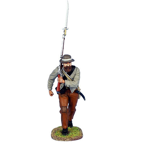 MB015 - Confederate Infantry Advancing