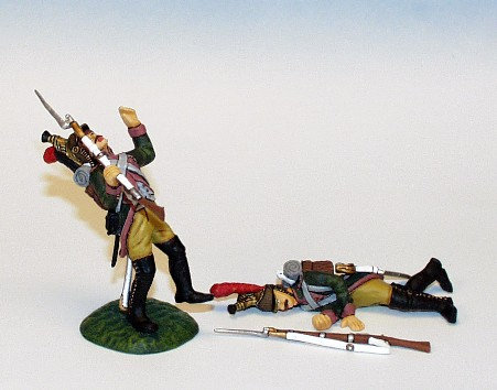 F17C.13 - 1 Dead 1 Dying, 17th Dragoons