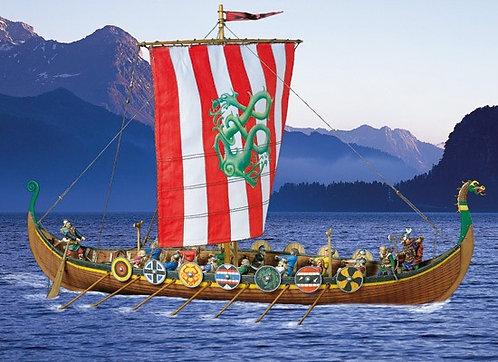 SM-S04 - Viking Longship