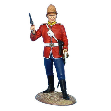 MB058 - British 80th Foot Captain