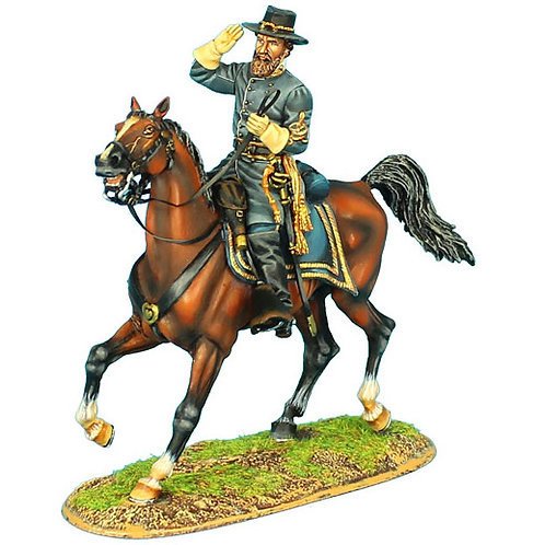 ACW089 - Confederate General James Longstreet