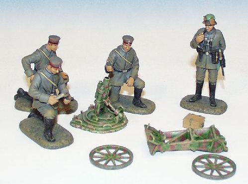 WMG.1 - 76 mm Trench Mortar, 4 Crew Loading, British Artillery