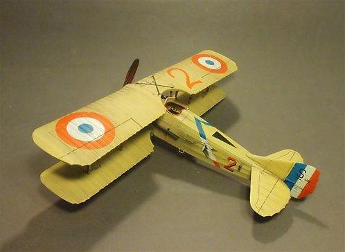 ACE-22 - SPAD XIII S504, SPA3, September1917, Capitane George Guynemer