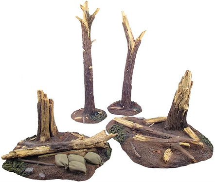 51008 - WWI Tree Stumps