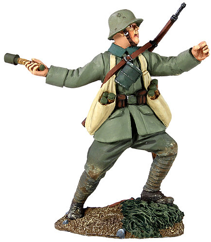 23053 - 1916-18 German Infantry Throwing Grenade No.2