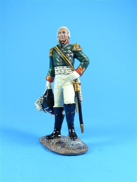COM011 - General Kutuzov, Borodino, 1812